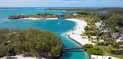 Indian Ocean, Mauritius, Shangri La's Le Touessrok Resort & Spa