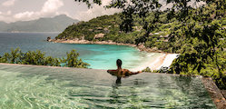 Indian Ocean, Seychelles, Four Seasons Resort Seychelles