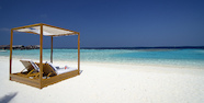 Indian Ocean, Maldives, Lily Beach Resort & Spa