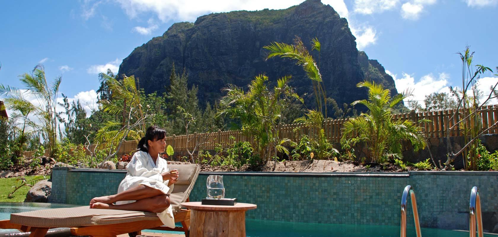 Lux Le Morne Mauritius Blixen Tours Afrika Et Tour Horseback Riding