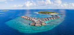 Indian Ocean, Maldives, St. Regis Vommuli